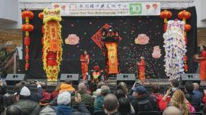 Lunar New Year celebrated at West Edmonton Mall