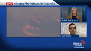 More Alberta fire crews heading to Australia