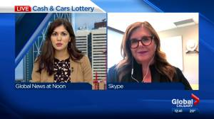 Cash & Cars Lottery benefits all Albertans facing cancer