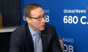 Conservative Party of Canada leadership candidate Peter MacKay comes to Winnipeg