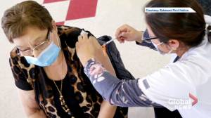 Easing of restrictions due to vaccinations not happening soon (02:05)