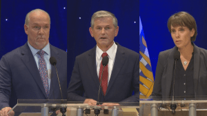 Highlights from the B.C. Leaders' Debate