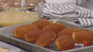 Sunday Sweet Treats: Beaucoup Bakery's vanilla madeleines