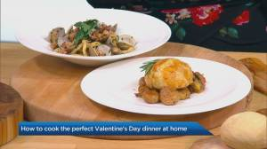 How to cook the perfect Valentine's Day dinner at home