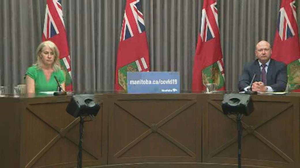 Click to play video: 'Manitoba won't rule out stay-at-home order amid third COVID-19 wave'