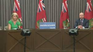 Manitoba won't rule out stay-at-home order amid third COVID-19 wave (02:01)