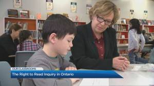 The Right to Read Inquiry in Ontario
