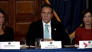 'Good riddance': Cuomo says Trump was never a New Yorker