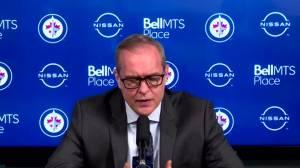 RAW: Winnipeg Jets Paul Maurice Interview – May 11 (09:31)