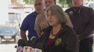 Death toll in Surfside condo collapse rises to 90, mayor says (00:30)