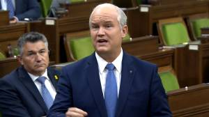 O'Toole, Singh question Trudeau following release of military ombudsman's report (02:39)