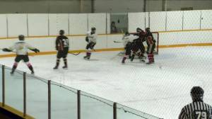 HIGHLIGHTS: MMJHL Raiders Jr. vs Riels – Oct. 9