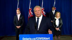 Coronavirus: Ontario Premier Ford says province looking to drive 'efficiencies' with $37B deficit expected for 2021