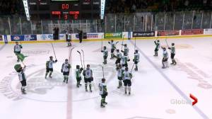 Prince Albert Raiders able to battle through thanks to championship run (01:56)