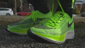 A runner's sole mate? World Athletics rules on Nike shoes
