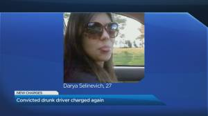 Richmond Hill woman, who killed a cyclist 5 years ago while drunk driving, faces new impaired driving charges