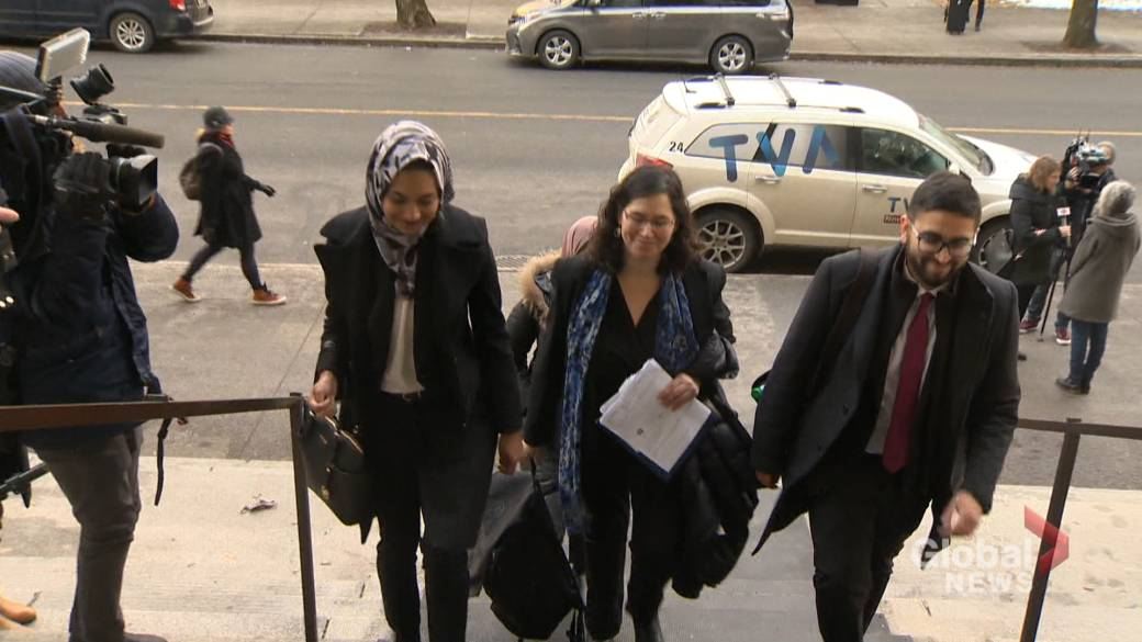 Here's what's happening with the legal challenge against Quebec's secularism law