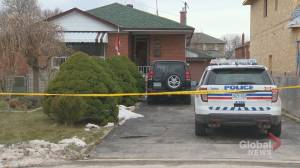 Elderly woman stabbed at Scarborough home