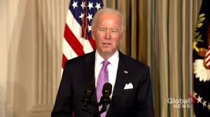 President Joe Biden signs 4 executive orders addressing racial inequity (03:52)