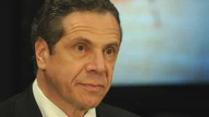 New York Gov. Andrew Cuomo rejects calls to resign (02:15)