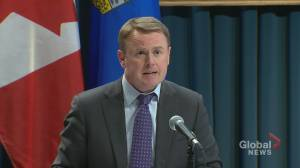 Alberta health minister announces new physician funding framework