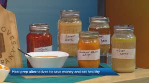 Meal prep alternatives to save money and eat healthy