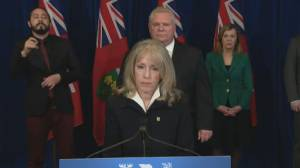 Coronavirus outbreak: Minister says more advance screening, isolation needed for long-term care homes