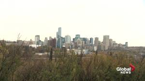 Edmonton faces new voluntary restrictions as COVID-19 cases continue to rise (01:56)