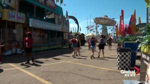 K-Days cancelled for a second year in Edmonton, hopes to return in 2022 (01:06)