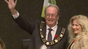 Doug McCallum to seek re-election as Surrey mayor (01:09)