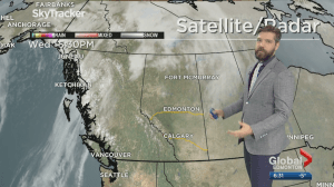 Global Edmonton weather forecast: Feb. 19