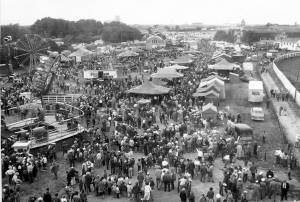 History of Lethbridge's Whoop-Up Days