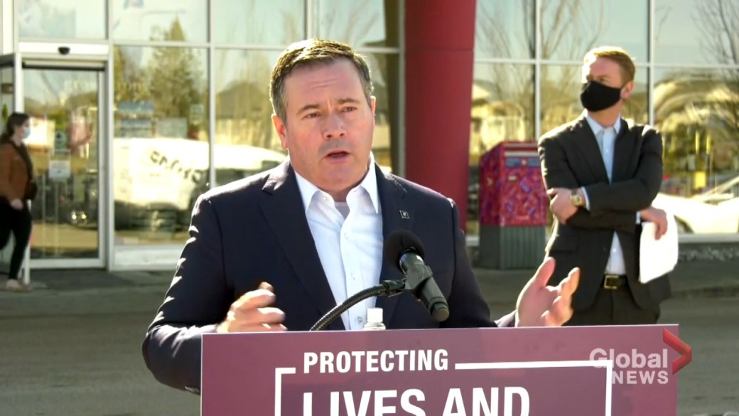 Click to play video: 'Kenney thanks U.S. states launching legal action against cancellation of Keystone XL'