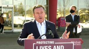 Kenney thanks U.S. states launching legal action against cancellation of Keystone XL (01:35)