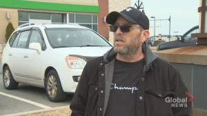New Brunswick truck driver questions lack of testing at border crossing