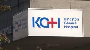 KHSC declares COVID-19 outbreak at Kingston General Hospital (01:25)