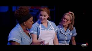 'Waitress' the musical comes to Edmonton