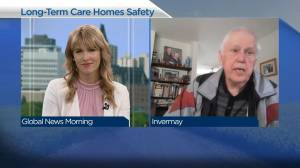 Saskatchewan's long-term care homes
