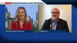 Saskatchewan Jazz Festival returning in-person this summer (03:43)