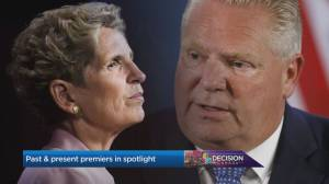 Past and present premiers in the spotlight during the Federal Election campaign