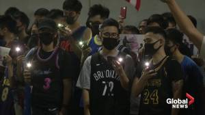 NBA fans in Hong Kong disappointed in Lebron's comment on Morey