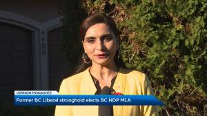 Election upset in Vernon-Monashee (01:46)
