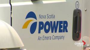 Nova Scotia Power Response to Teddy (05:21)