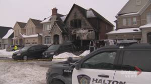 Police treating deaths of couple found inside Georgetown home after explosion as suspicious (01:49)