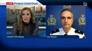 WPS Organized Crime Unit on multi-provincial drug bust (04:03)