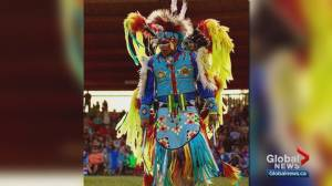 Hoop dancer pleads for return of stolen regalia