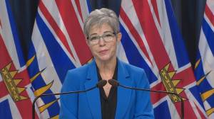 Finance minister announces B.C. recovery  benefit applications will open Dec. 18 (04:08)