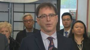 Coronavirus outbreak: Vancouver mayor, B.C. minister, Hajdu stress importance to fight fear around virus