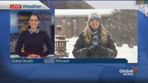 Global News Morning weather forecast: Thursday January 21, 2021 (01:45)