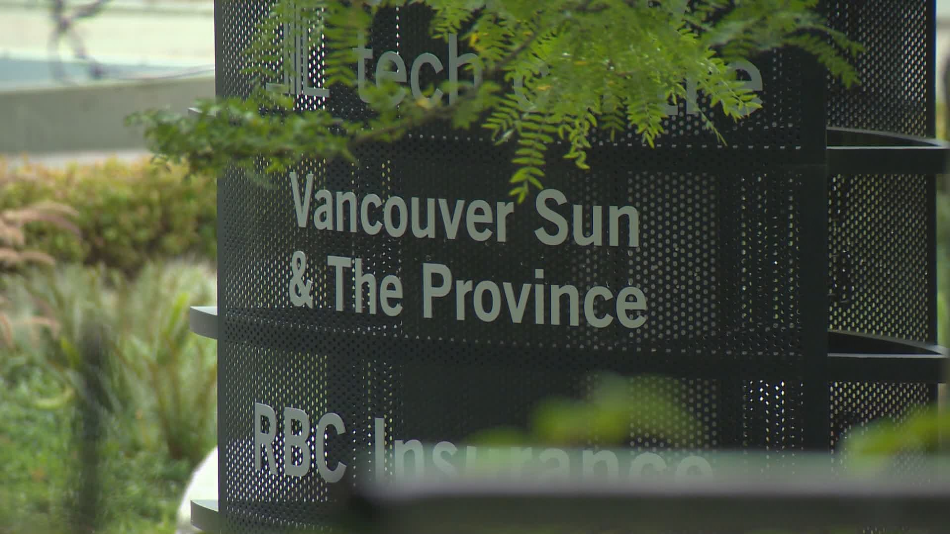 Op-ed outrage at Vancouver Sun